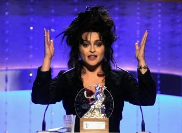 British Artist of the Year honoree Helena Bonham Carter