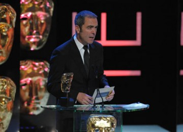 Television star James Nesbitt was on hand to present the Actress category (BAFTA / Marc Hoberman).
