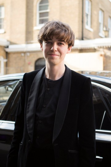 Breakthrough Brit Alex Lawther arrives