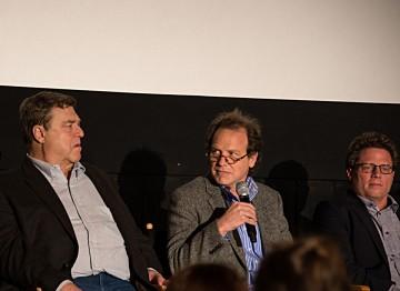 John Goodman, Production Sound Mixer Peter Kurland and Production Designer Jess Gonchor