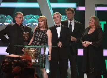 The Road to Coronation Street wins the award for Single Drama.