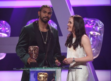 David Haye and Victoria Pendleton introduce the Sport category's 'knockout' nominations.