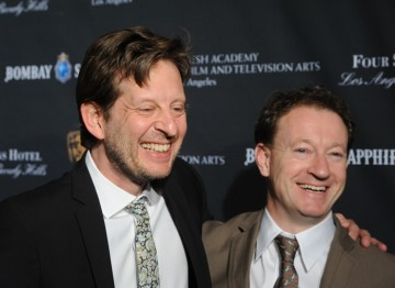 Simon Beaufoy and Christian Colson (127 Hours)