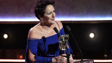 Fiona Shaw wins Supporting Actress