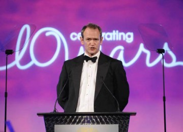 Comedian Alexander Armstrong hosted the British Academy Television Craft Awards at the London Hilton Hotel (BAFTA / Richard Kendal).