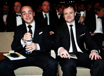 Ant and Dec at the 2009 BAFTA Television Awards.