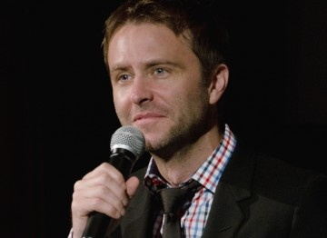 Moderator Chris Hardwick. October 3, 2012