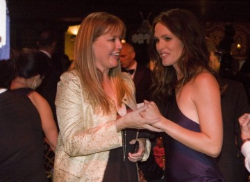 Jennifer Garner at the Brits to Watch party