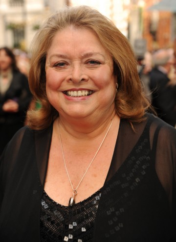 Baron is a Supporting Actress nominee for her performance as Violet in The Road To Coronation Street. (Pic: BAFTA/Richard Kendal)