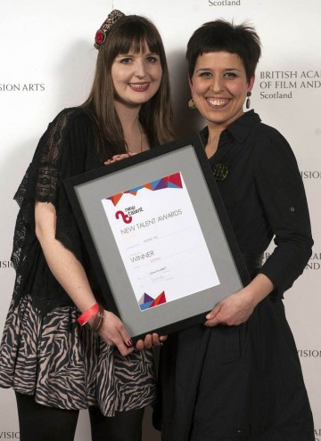 Winner for Fiction: Ahora, No, Kate Campbell and Elia Ballesteros