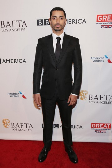 Actor Riz Ahmed who plays in Rogue One and TV Series The Night Of joins us for the 2017 BAFTA Tea