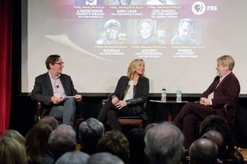 Steven Segaller, Kim Cattrall and Richard Denton