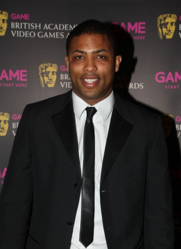 The England rugby union star will present the Handheld award. (Pic: BAFTA/Steve Butler)