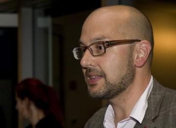 Producer Jaimie D' Cruz