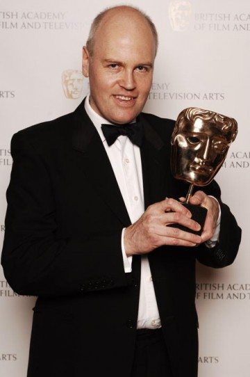 Adrian Johnston won the Original Television Music Award for his work on Capturing Mary (pic: BAFTA / Richard Kendal).