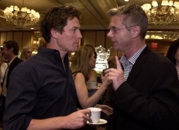 Hugh Grant and Stephen Daldry