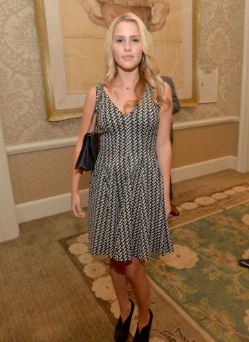 Claire Holt at the BAFTA LA 2014 Awards Season Tea Party.