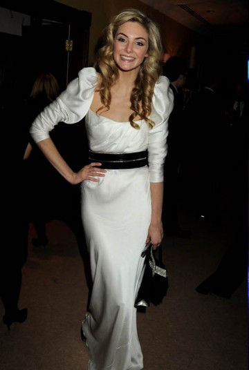 Actress Tamsin Egerton at the Official Soho House and Grey Goose party for the Orange British Academy Film Awards.