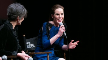 Harriet Walter, Michelle Dockery