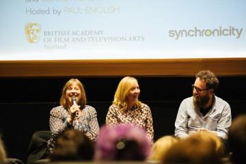 Glendyn Ivin, Gaynor Holmes & Claire Mundell