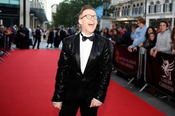 British Academy Cymru Awards, Arrivals, St David's Hall, Cardiff, Wales, UK - 08 Oct 2017