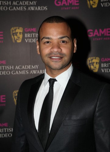 Keen gamer Underwood co-hosts ITV's shopping and gaming show, The Zone. (Pic: BAFTA/Steve Butler)