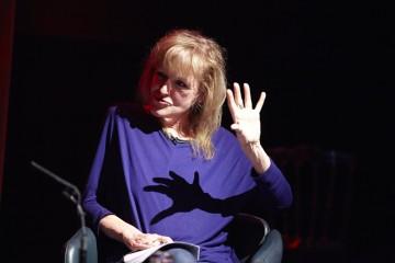Writer Paula Milne