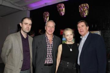 Matthew Wiseman, Beverley Ward and Donald Haber