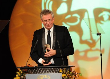 Patrick Forbes received the Director Factual BAFTA for his crime documentary, The Force.