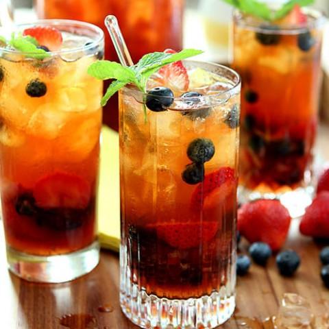 Very Berry Tea