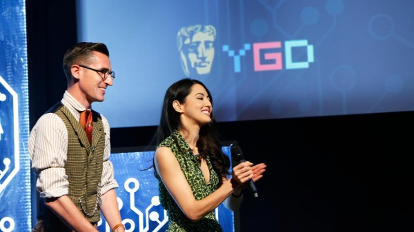 Event: BAFTA Young Game Designers AwardsDate: 25 July 2015Venue: BAFTA, 195 PiccadillyHosts: Ben Shires and Jane Douglas-Area: CEREMONY