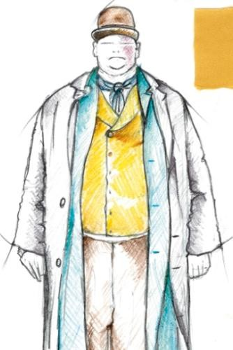 Lucinda Wright - The Suspicions of Mr Whicher costume designer
