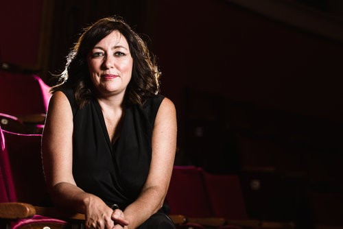 Event: An Audience with Lynwen BrennanDate: Tuesday 17 July 2018Venue: Reardon Smith Theatre, Cardiff, WalesHost: Celyn Jones-