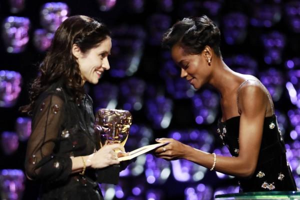 Event: EE British Academy Film Awards Date: Sunday 18 February 2018 Venue: Royal Albert Hall, London Host: Joanna Lumley - Area: Ceremony
