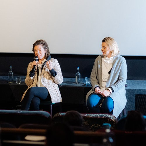 Event: 'Wild Rose' Screening with Q&ADate: Tuesday 7 May 2019Venue: Everyman Cinema, Princes Square, GlasgowHost: Janice Forsyth