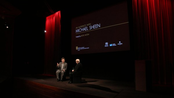 Event: BAFTA Cmyru - An Audience with Michael SheenDate: Weds 11 March 2015Venue: BAFTA, 195 Piccadilly, David Lean Room, LondonHost: Boyd Hilton-Area: ON-STAGE INTERVIEW