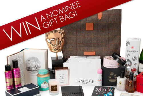 BAFTA FIlm Awards Gift Bag Competition Promo