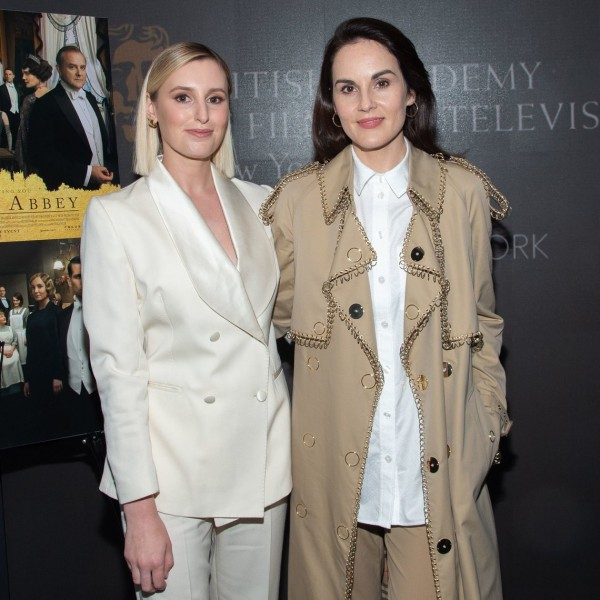 BAFTA 'Downton Abbey' TV show, screening, New York, USA - 15 Sep 2019