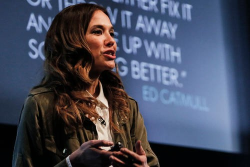 Event: Jade Raymond Games LectureDate: Friday 8th May 2015Venue: BAFTA, 195 Piccadilly, London-The 2015 BAFTA Games Lecture will be delivered by games executive Jade Raymond, best known as co-creator and Executive Producer of Assassin's Creed, Ubisof
