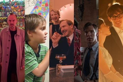 Best Film Nominees in 2015
