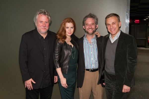 2014.12.13 - BAFTA Big Eyes Screening and Q&A with actors, Amy Adams, Christoph Waltz, writer-producers, Scott Alexander and Larry Karaszewski and moderator, Jack Lechner