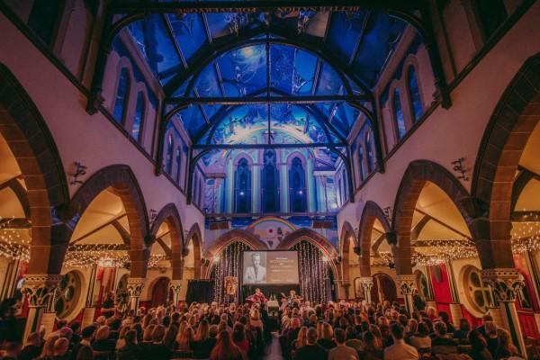 Event: In Conversation with Alan CummingDate: Sunday 27 November 2016Venue: Oran Mor, Glasgow