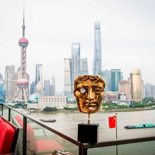 Event: BAFTA and British Council Afternoon TeaDate: Sunday 18 June 2017Venue: Salon de Ning, The Peninsula Hotel, Shanghai-Area: Branding & Set-Up