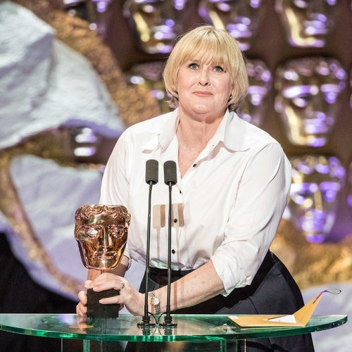 Event: Virgin TV British Academy Television AwardsDate: Sunday 14 May 2017Venue: Royal Festival Hall, LondonHost: Sue PerkinsArea:  Ceremony