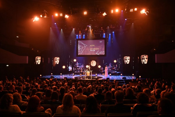 British Academy Cymru Awards, St David's Hall, Cardiff, Wales, UK - 08 Oct 2017