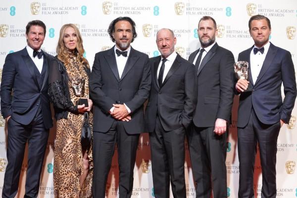 Event: EE British Academy Film AwardsDate: Sun 14 February 2016Venue: Royal Opera HouseHost: Stephen Fry-Area: PRESS ROOM