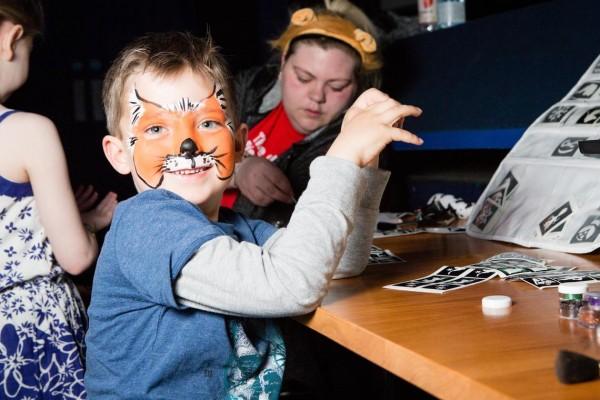 Event: BAFTA Children's Hospice Screening of Zootropolis, in partnership with Odeon, Children's Hospice Association Scotland and Sick Kids Hospital EdinburghDate: Sunday 17 April 2016Venue: ODEON, Edinburgh Lothian Road