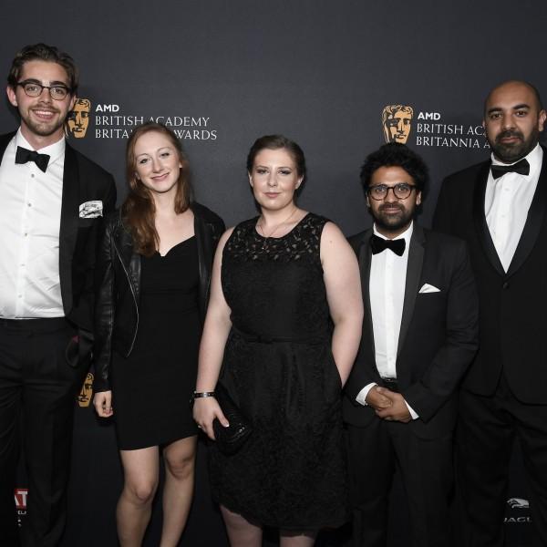BAFTA LA Scholars at the 2016 Britannia Awards