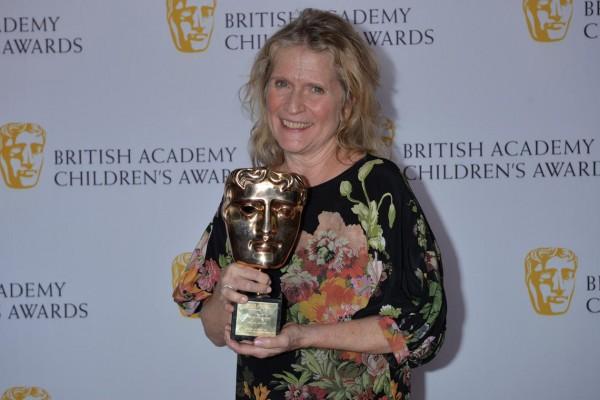 Event: British Academy Children's AwardsDate: Sun 22 November 2015Venue: Roundhouse, LondonHost: Doc Brown-Area: Press Room