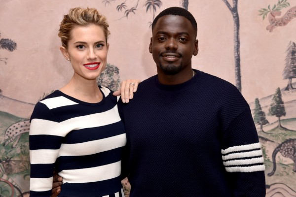 Event: Get Out Q&AVenue: The Whitby Hotel, 18 West 56th Street, New York, NY  Date: Sunday 12 November 2017Speaker / Panelists: Moderator: Timberly WhitfieldSpeakers: Actress Allison Williams & Actor Daniel Kaluuya